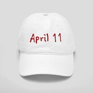 April 11 Cap