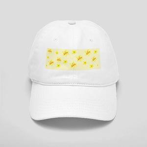 Yellow Daffodils Cap