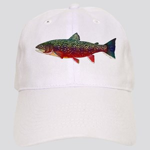 Brook Trout v2 Baseball Cap