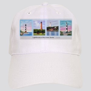 Lighthouses of the Outer Banks Cap