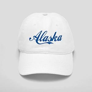 Alaska (cursive) Cap