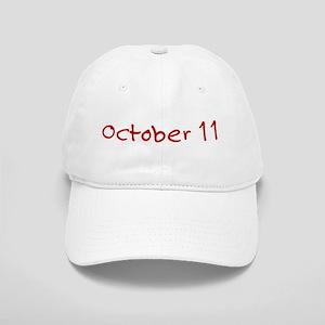 October 11 Cap