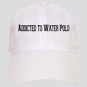 Addicted to Water Polo Cap