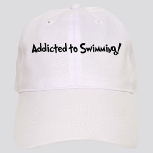 Addicted to Swimming Cap