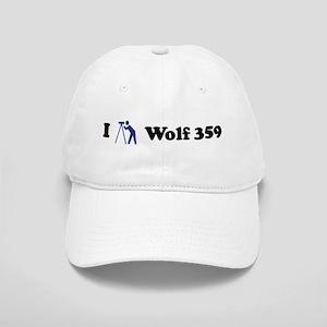 I Stargaze Wolf 359 Cap