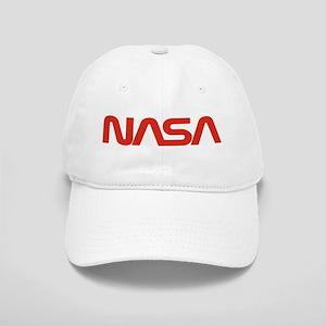 NASA Worm Logo Cap
