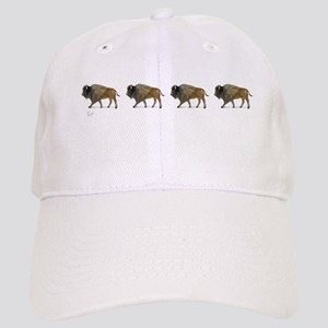 Buffalos on the way Baseball Cap