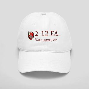2nd Bn 12th FA Cap