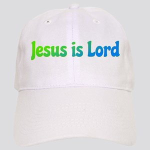 Jesus is Lord Baseball Cap