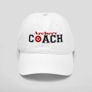 Archery Coach Cap