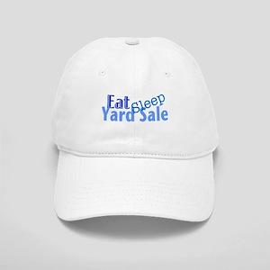 Eat Sleep Yard Sale Cap