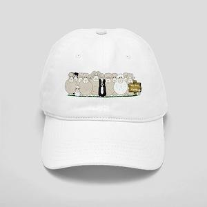 Sheep Family Cap