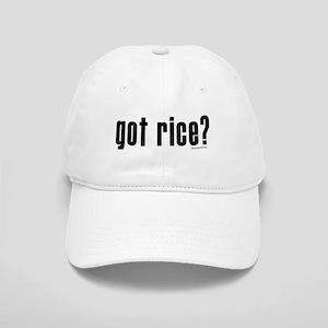 got rice? Cap
