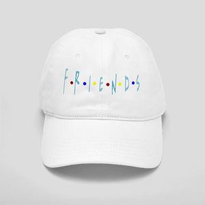 FRIENDS TV Logo Blue Cap