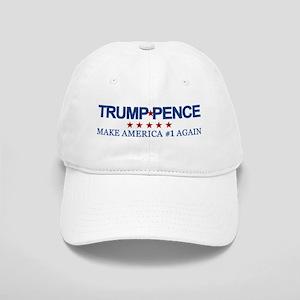 Trump Pence 2016 Baseball Cap