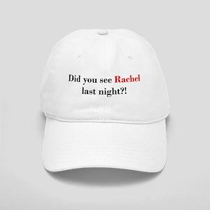 Rachel Fan Cap