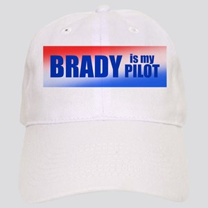 Brady Is My Pilot Cap