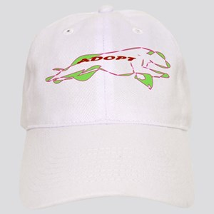 Adopt a Greyhound - Retro Cap
