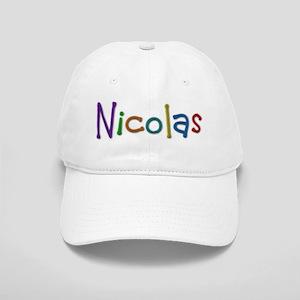 Nicolas Play Clay Baseball Cap