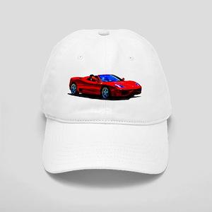 Red Ferrari - Exotic Car Cap