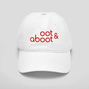 Oot & Aboot (red) Cap