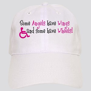 Some Angels have Wheels Cap