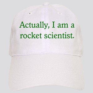 Rocket Scientist Cap