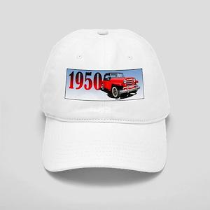 1950 Redjeepster Cap
