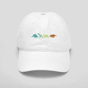 Prehistoric Medley Border Baseball Cap