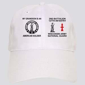 ARNG-127th-Infantry-My-Grandson-Mug Cap