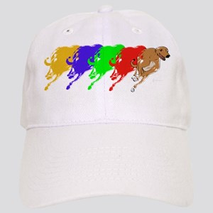 Running Greyhound Cap
