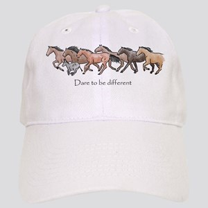 dare to be different Baseball Cap