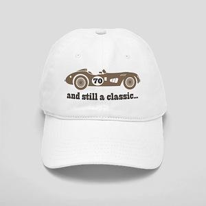 70th Birthday Classic Car Cap