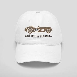 80th Birthday Classic Car Cap