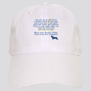 Move Over Cardigan Flyball Hat