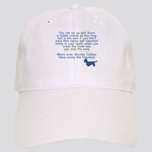 Move Over Dandie Dinmont Flyball Hat