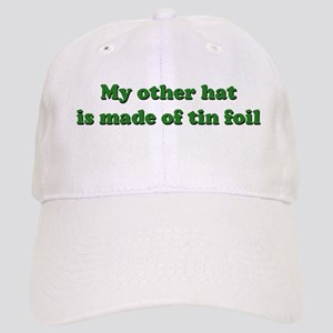 Other Hat Made of Tin Foil Cap