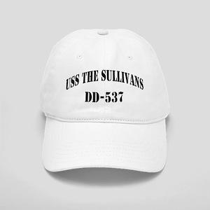 USS THE SULLIVANS Cap