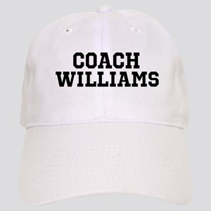 Personalized Sports Coach Cap