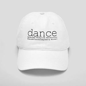 dance hashtags Cap