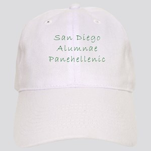 San Diego Alumnae Panhellenic Cap