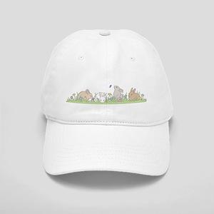 Bunny Family Cap