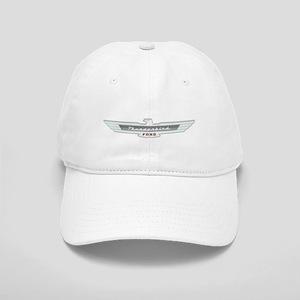 Ford Thunderbird Emblem Chrome Cap