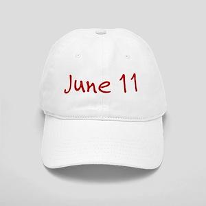June 11 Cap