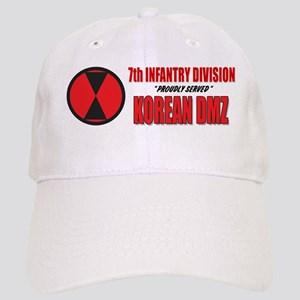 7th Infantry Division Cap