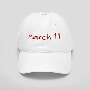 March 11 Cap