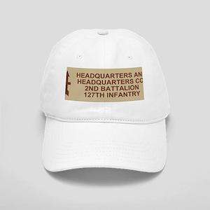 ARNG-127th-Infantry-HHC-Bumper-Sticker-2 Cap