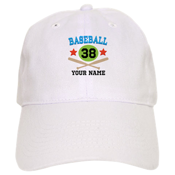 25a6392ac40 Personalized Hockey Player Number Baseball Cap   Personalized Hockey ...