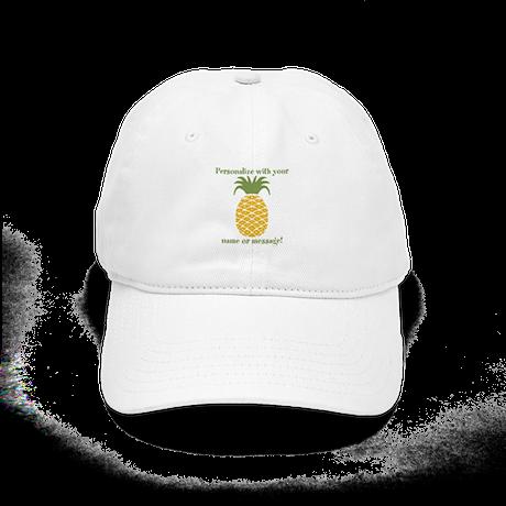 7379e57359f PERSONALIZED Pineapple Baseball Baseball Cap by trendyteeshirts