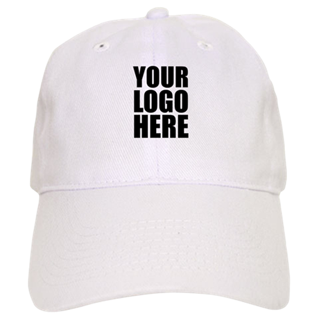 814167565e7 Your Logo Here Personalize It! Baseball Baseball Cap by TeesParty